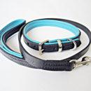 The Stylish Dog Company  black-jade-lead-collar