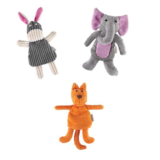 Three dog toy Christmas pack