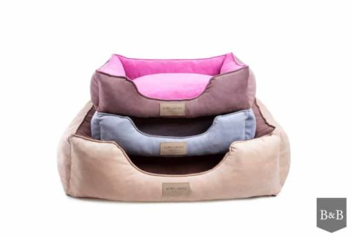 Classic bolster bed