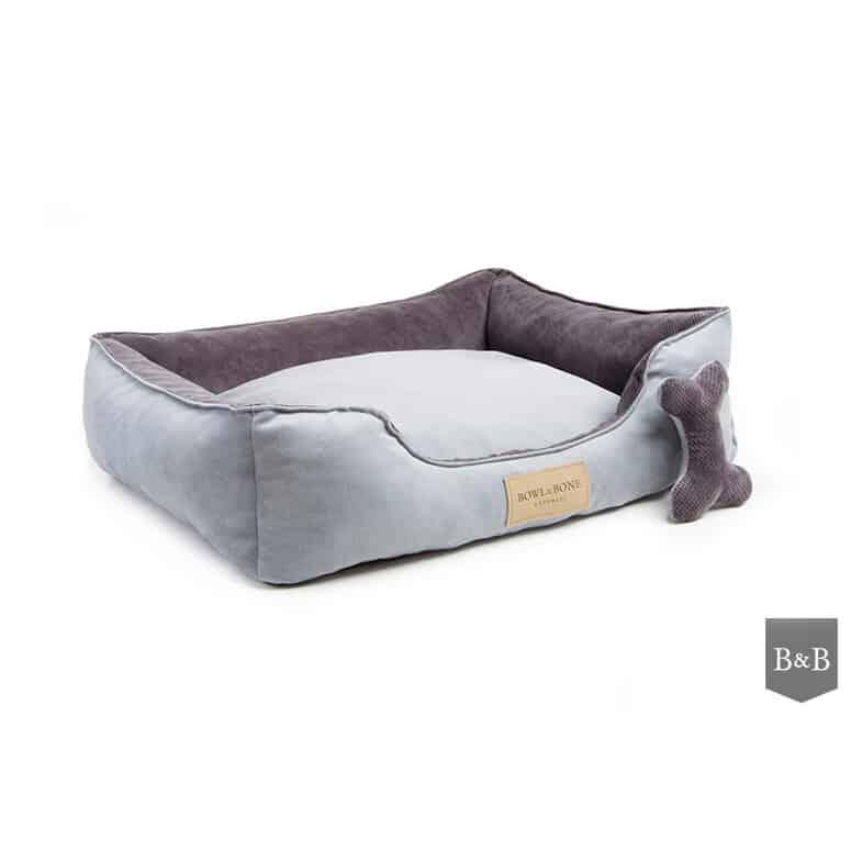designer dog bed furniture. Fine Bed Classic Grey Bolster Bed On Designer Dog Bed Furniture
