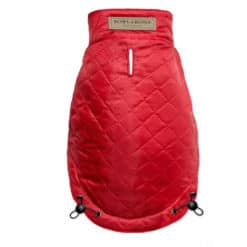 dog jacket SPIRIT red