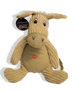 Donkey large dog toy