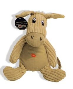 Donkey large dog toy