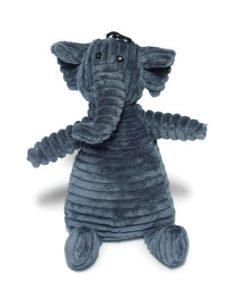 Elephant large dog toy