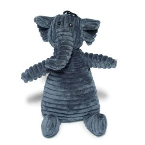 Elephant large dog toy