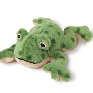 Frog large dog toy