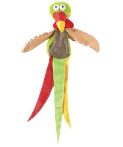 Turkey large dog toy