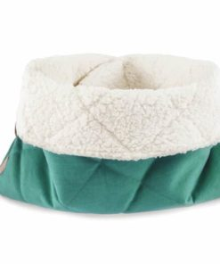 Bowl and Bone Luxury Mint Dog Sleeping Bag