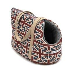 Union Jack Dog carrier