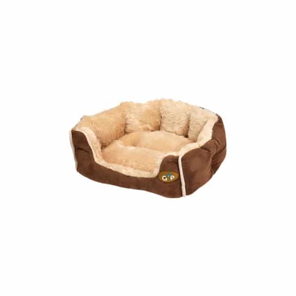 Brown Nordic snuggle bed