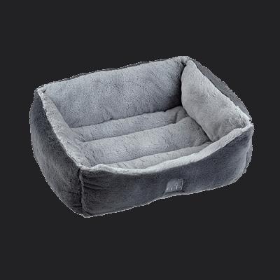 Grey Dream Snuggle Dog Bed Luxury Beds Uk