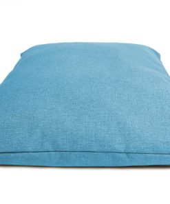 Aqua twist luxury dog cushion bed