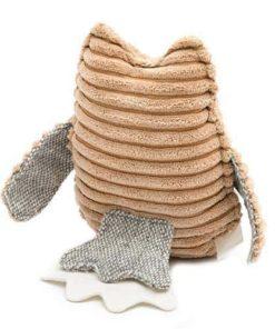 Ollie Owl Dog Toy