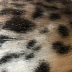 New Ocelot faux Fur balnket