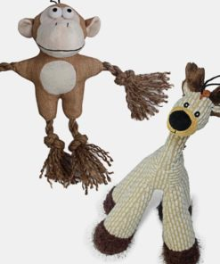 Two dog toy pack. Christmas gifts for dogs