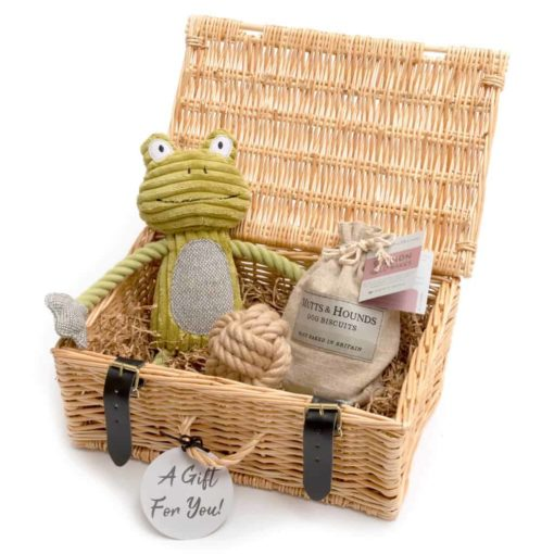 Luxury Dog Hamper Christmas Present