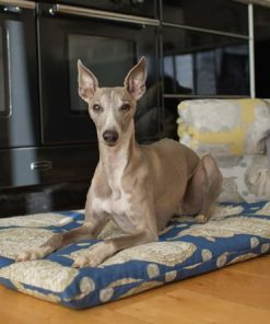 Luxury Dog Travel Bed By The Lounging Hound