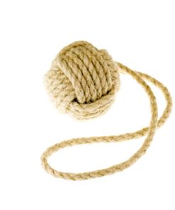 Luxury Natural Rope Dog Toy