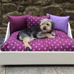 Wooden / Rattan dog beds